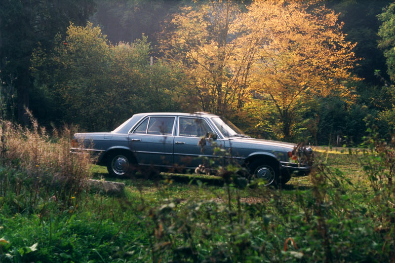 Mercedes 280S from 1977