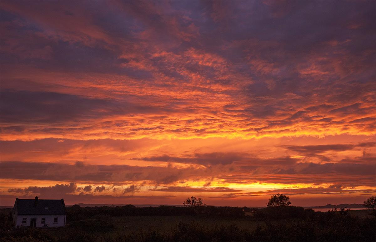 Streedagh sunset
