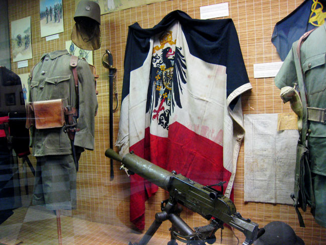 Royal Africa Museum Tervuren – a barely disguised tribute to colonialism